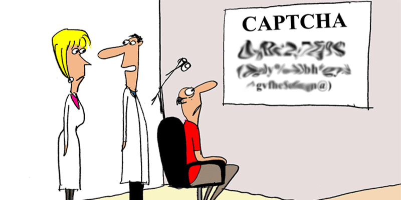 CAPTCHA op je site: ja of nee?