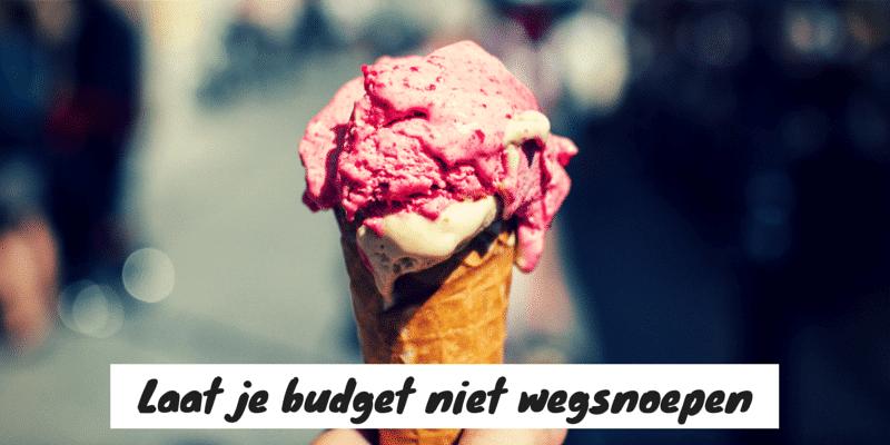 Laat je budget niet wegsnoepen tijdens een project