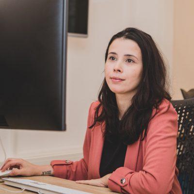 Kim Kievit - Office manager