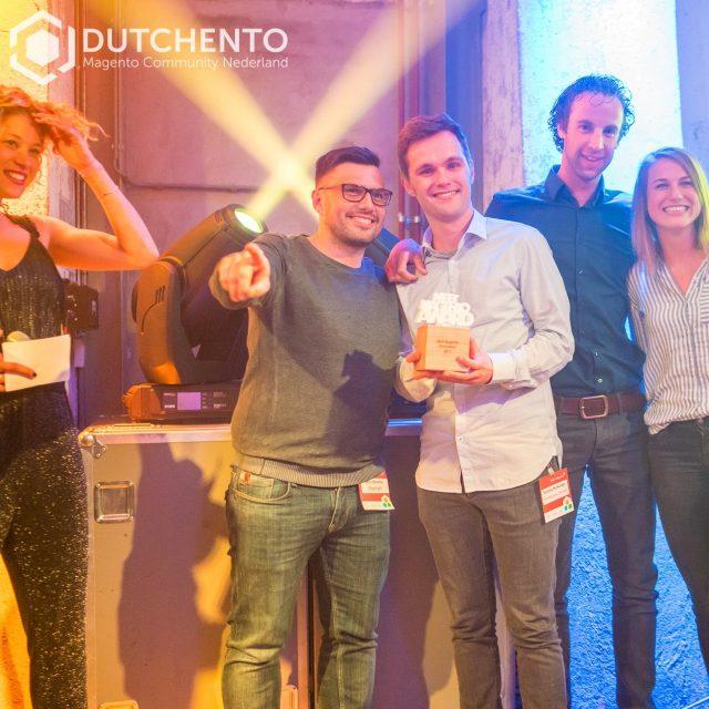 Magento 2 award gewonnen