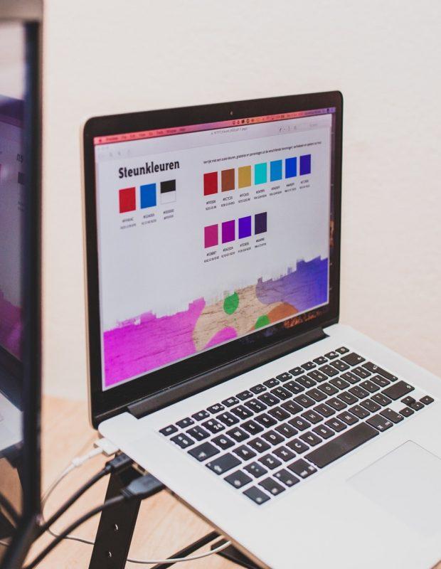 magento 2 webshop design uitwerken