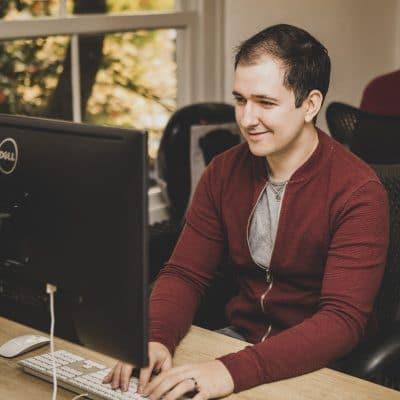 Esley Hermans - Front-end developer