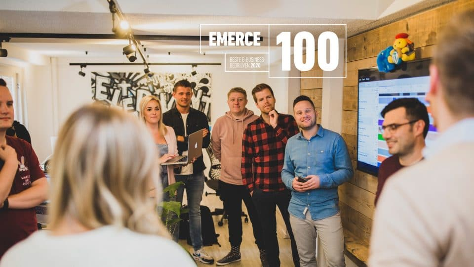 Elephant staat in de Emerce top 100
