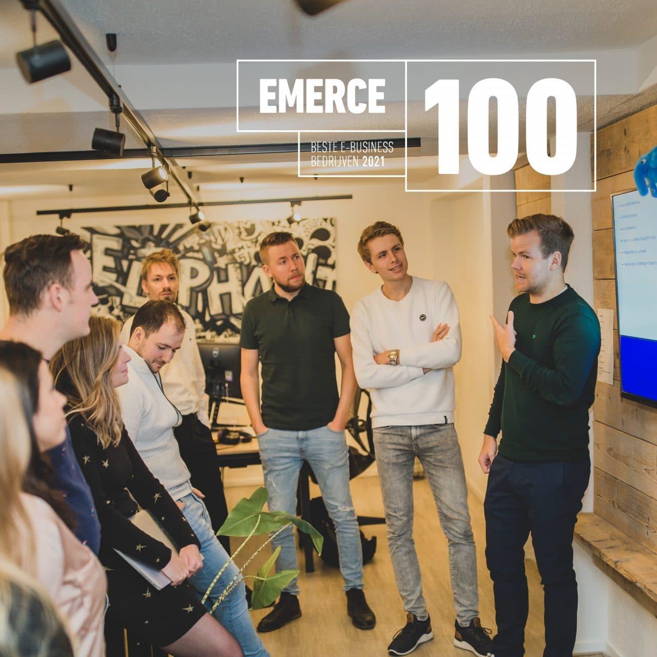 Elephant Emerce top 100