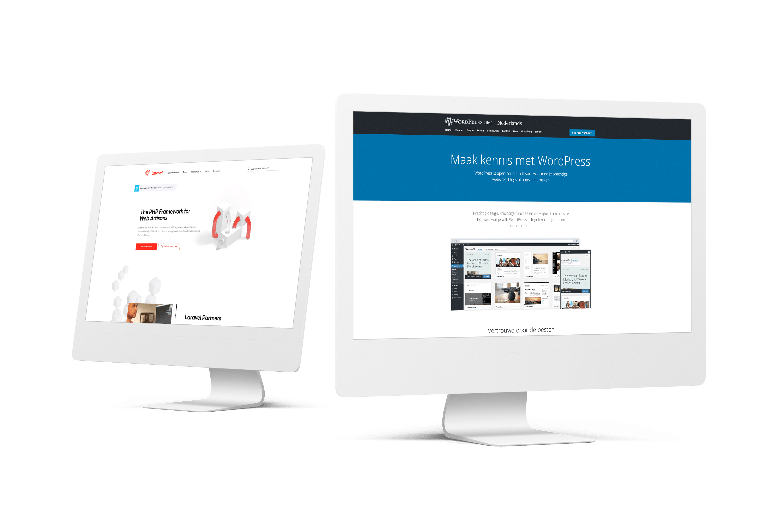 Laravel VS WordPress